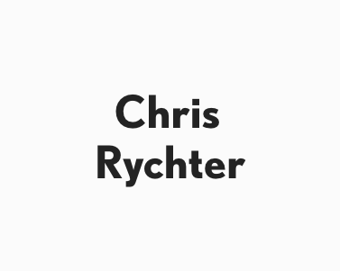 Chris Rychter Books and Covers